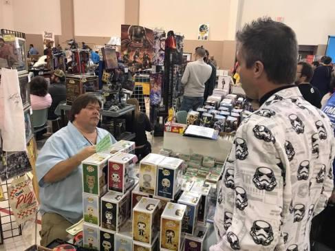 Kevin Comic Con