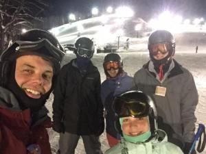 Hunspergers Skiing