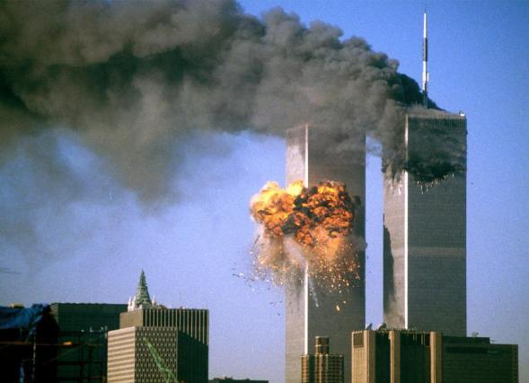 Plane-Hits-Tower-911