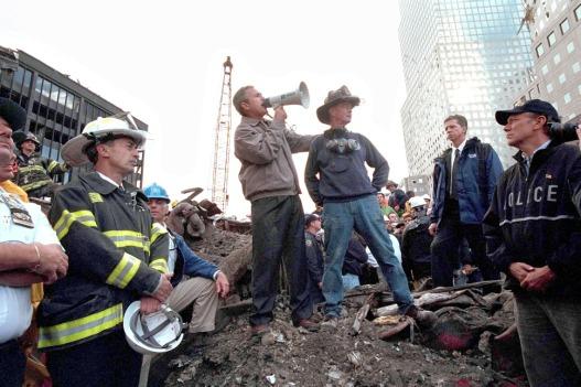 Bush-NYC-911