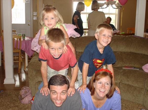 Kevin-Hunsblogger-Family