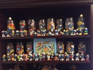 Smurfs-toys