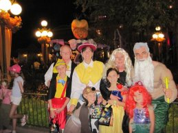 Disney-Halloween