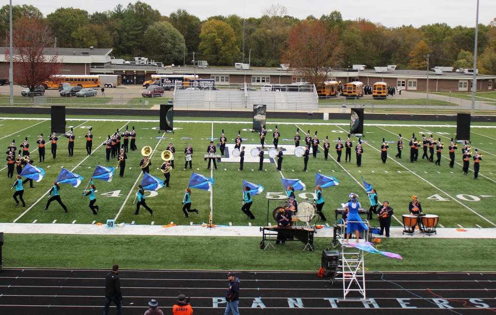 Carterville-Band-Field
