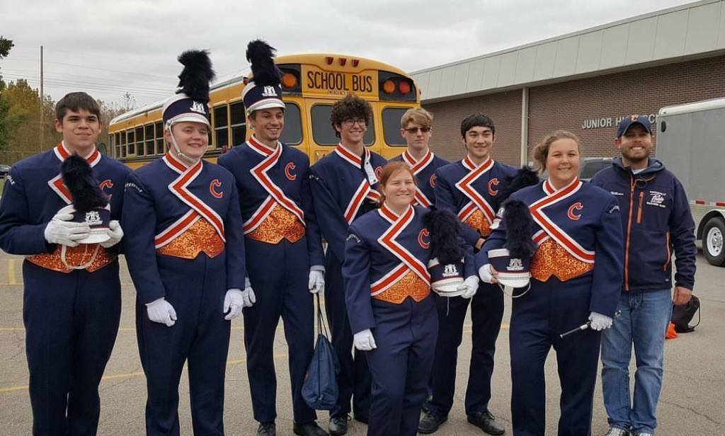 Carterville-Marching-Band